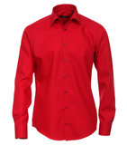 Venti Slim-Fit Regular Red Fury_