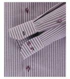 Venti Slim-Fit Limited-Edition Purple Stripe_