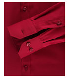 Venti Slim-Fit Exclusive Dark Red_