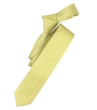Venti Stropdas Effen Yellow