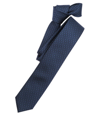 Venti Stropdas Limited Edition Elegant Dark Blue
