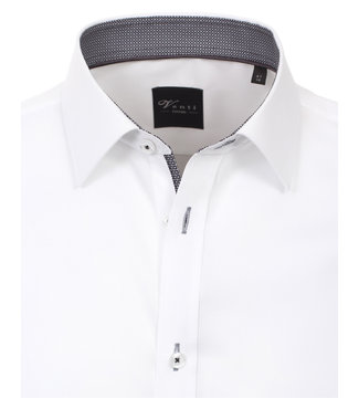 Venti Slim-Fit Limited-Edition White Classic