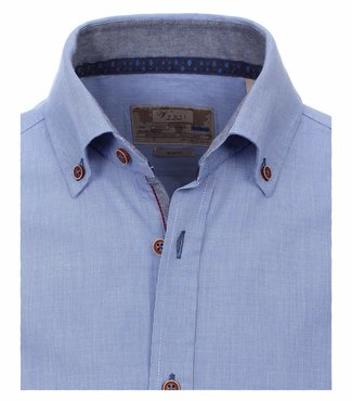 Venti Slim-Fit Limited-Edition Blue Patch