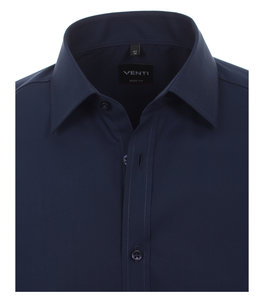 Venti Body Fit Navy Blue