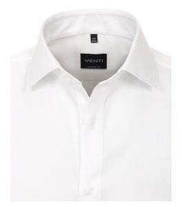 Venti Slim-Fit Mouwlengte 7 Exclusive white