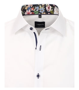 Venti Slim-Fit Limited-Edition White Bouquet