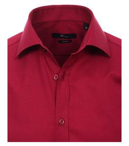 Venti Slim-Fit Exclusive Dark Red