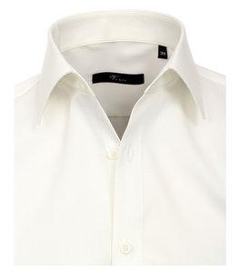 Overhemd Creme.Venti Slim Fit Regular Creme Wit Mooi Overhemd
