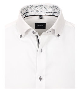 Venti Slim-Fit Limited-Edition White Marble